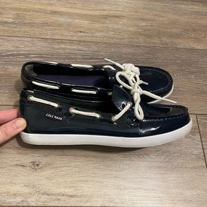 Cole Haan Boat Shoes Sz 6.5